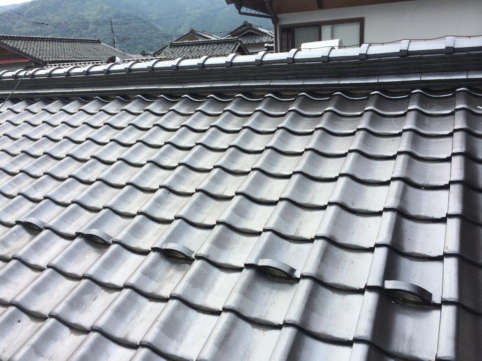 屋根修繕2