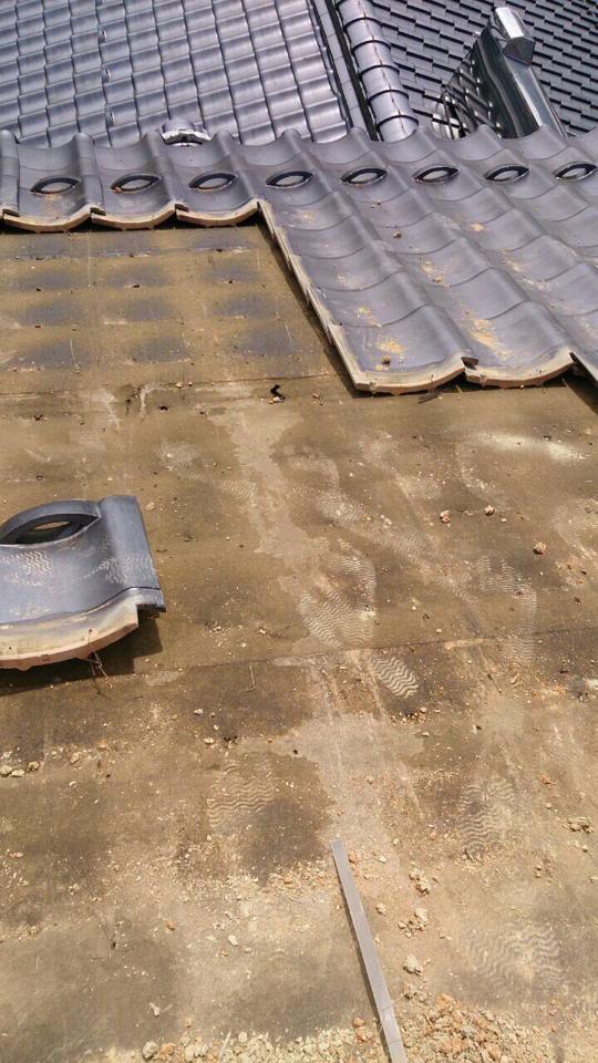 屋根修繕3